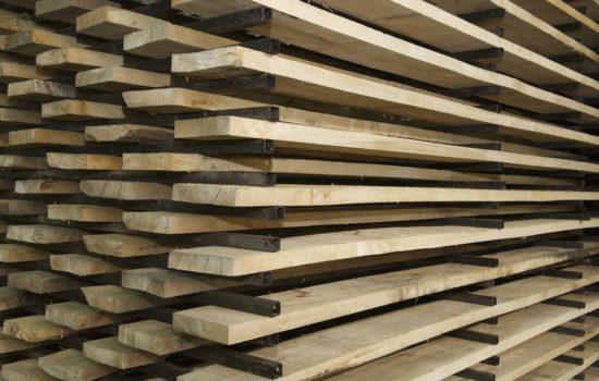 Wood before treatment - Photo © Marc Dossmann